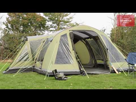 Outwell Montana 6 Air Comfort