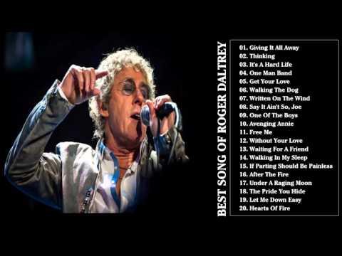 Roger Daltrey's Greatest Hits Full Album - Best Songs Of Roger Daltrey