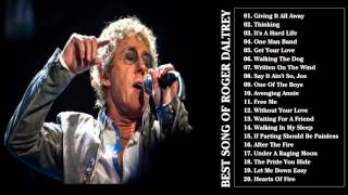 Baixar Roger Daltrey's Greatest Hits Full Album - Best Songs Of Roger Daltrey