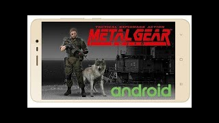 How to Install Metal Gear Solid: Peace Walker for Android (hindi)
