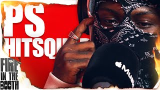 PS Hitsquad - FIRE IN THE BOOTH pt1