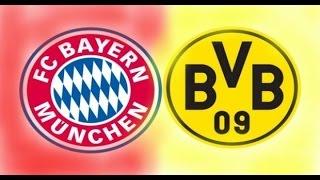Bayern Munich - Borussia Dortmund - Partido Completo - HD