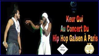 Keur Gui Au Concert Du Hip Hop Galsen À Paris
