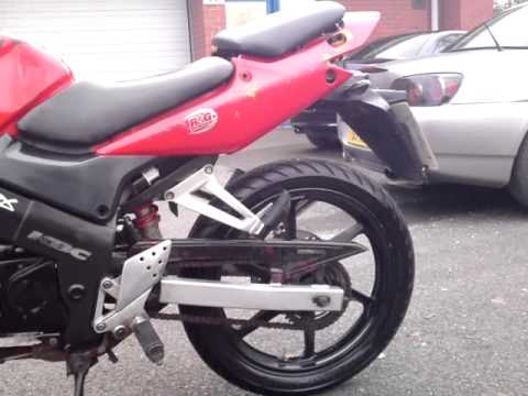 2004 Honda Cbr125r Cbr 125 S R Great Engine V5 Project