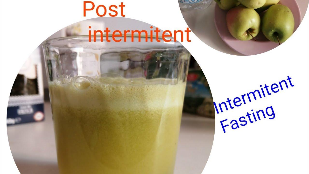 post intermitent slabit
