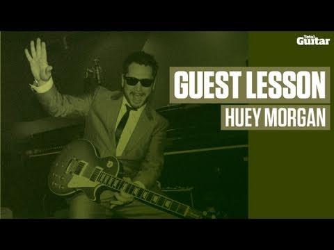 Huey Morgan (Fun Lovin