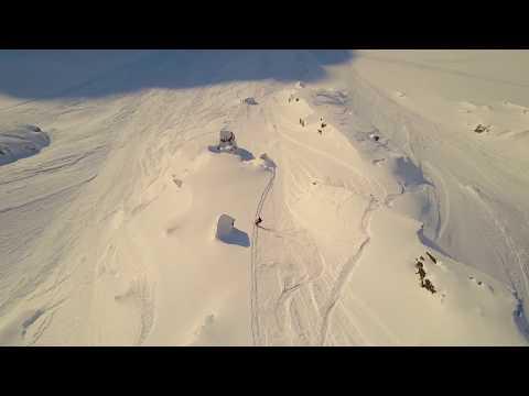 Silverton Mountain Guides Alaska - Client video 12.27.2017
