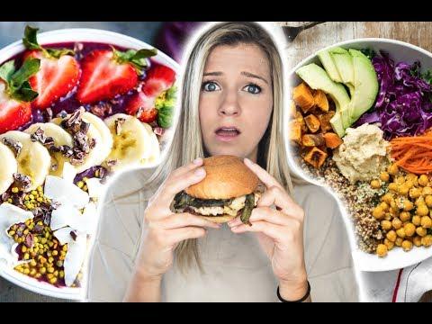 Non Vegan Tries A Vegan Diet