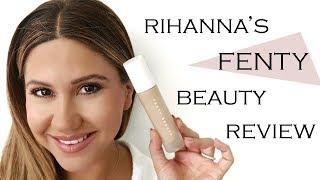 Fenty Beauty Foundation Review - Rihanna....YES!!!