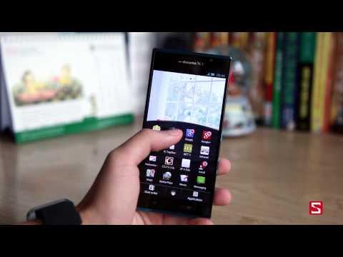 Eluga - Đánh giá chi tiết Panasonic Eluga P02-E - CellphoneS