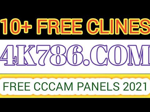 Download 4k786.com free cccam servers 2021