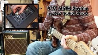 Vox mini5 が初心者用のギターアンプにちょうど良かったので、友人にも...