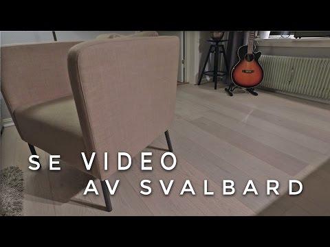 Parkett Svalbard - Leilighet