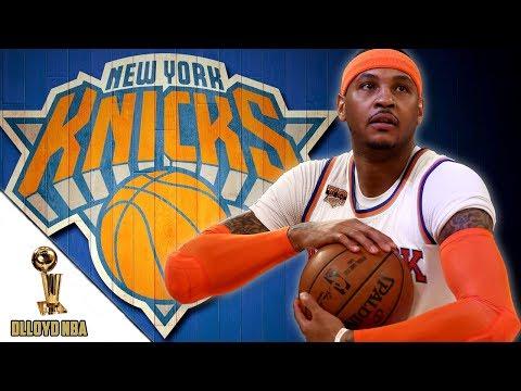 Carmelo Anthony Leaving New York Knicks!!!