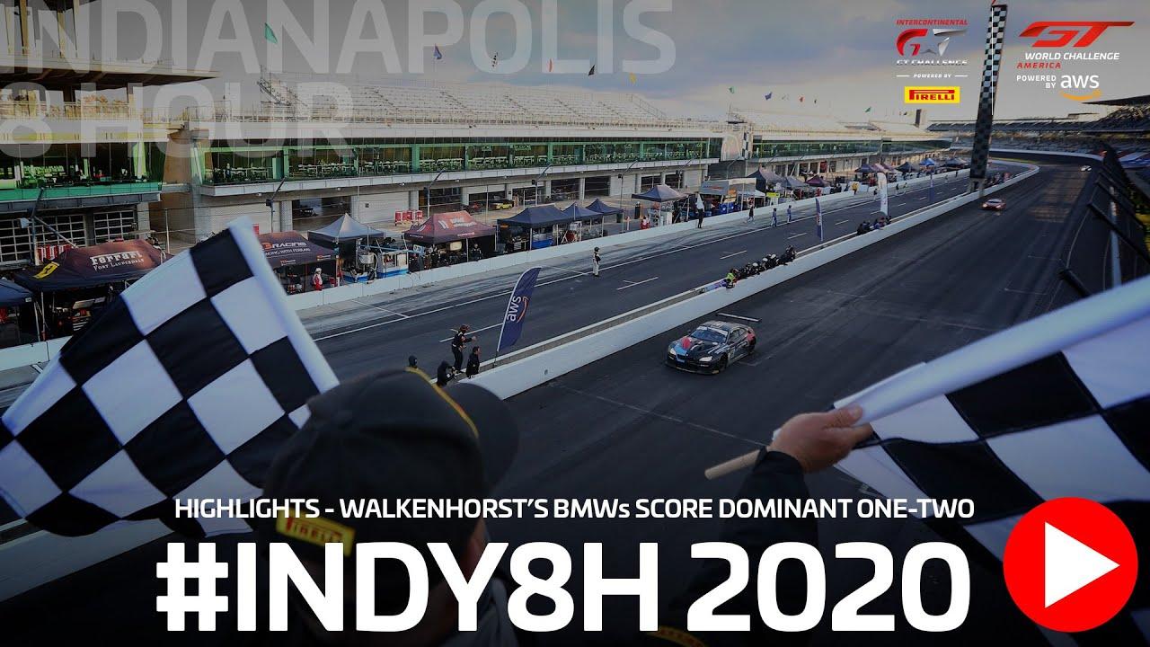 Indy 8 Hour - Race Highlights - Motor Informed