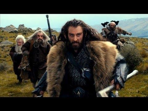 The Hobbit's Richard Armitage - Dwarf Star