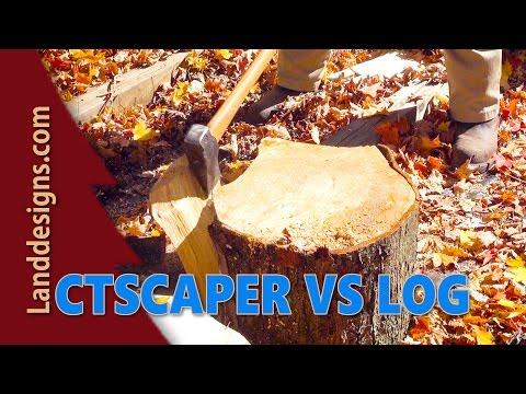 CTSCAPER vs LOG