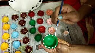 diya decoration ideas at home,diya,decoration,diy, decoration,anvesha,s creativity