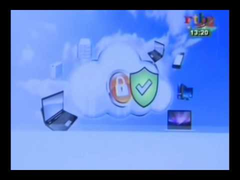 RTB / Société - Lancement officiel du projet G Cloud en présence de Yacouba Isaac Zida