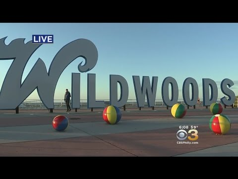 Wildwood Is The 1st Stop On CBS3