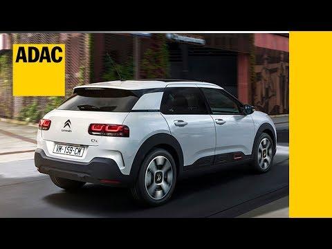 Citroen C4 Cactus: Fahrbericht, Daten, Preise. Motorwelt-Check I ADAC 2018