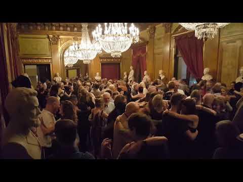 Milonga in the Royal Theatre Copenhagen