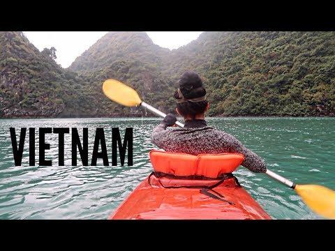 THIS WAS INCREDIBLE | HA LONG BAY | VIETNAM