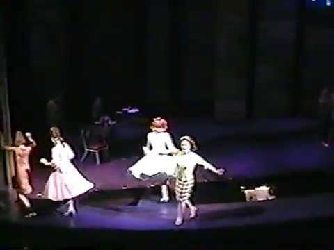 Shoshana Bean sings Play Off ''Mama I'm a Big Girl Now'' 1