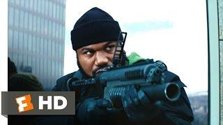 The A-Team (5/5) Movie CLIP - Skyscraper Assault (2010) HD