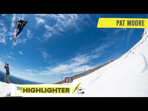 High Cascade Snowboard Camp Presents: The Highlighter with Pat Moore