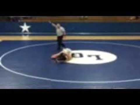 Ryan vs Bowdon high school  GRANGER DUALS 12/2/17