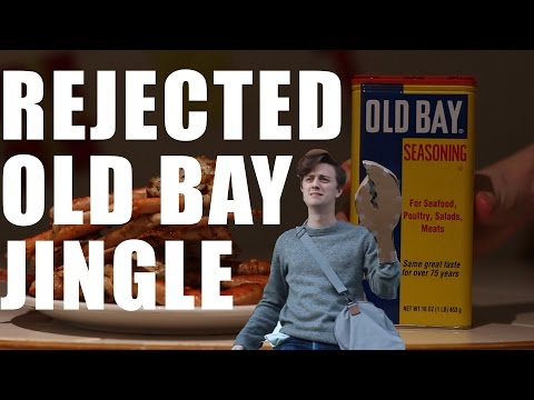 Rejected Old Bay Jingle