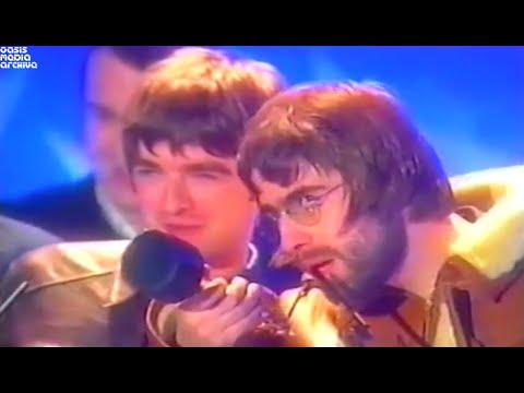 Oasis - 1996-02-19 - Brit Awards Uncut, Earls Court, London, England
