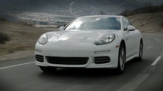Porsche Panamera Edition 2015 Videos