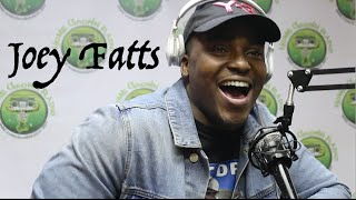 Joey Fatts on Being Homeless, New EP & A$AP Yams