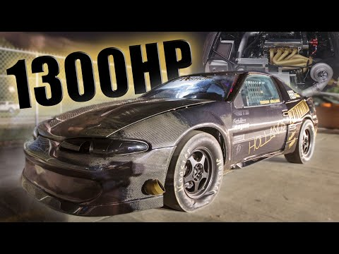 1300+hp AWD DSM Takes on Outlaw Armageddon!