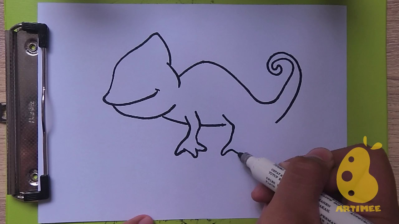 How To Draw Little Pascal Youtube