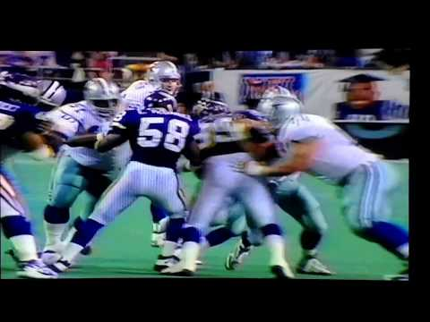 1995 Dallas@Minnesota Emmitt Smith 31yd TD in Overtime