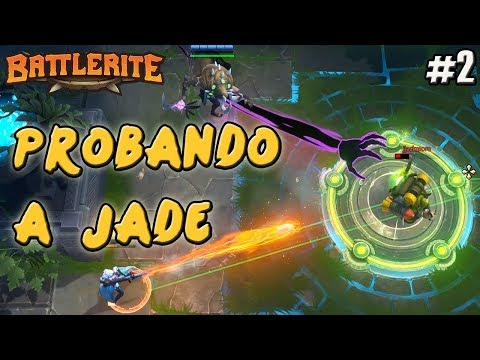 BATTLERITE CON MI HERMANO! | JADE | GAMEPLAY ESPAÑOL