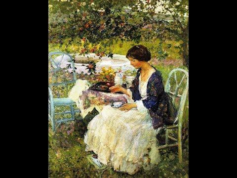 Richard Edward Miller (1875-1943) ✽ Romantic music