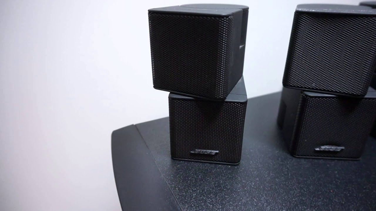 small resolution of bose lifestyle av28 ps28 system component demonstration