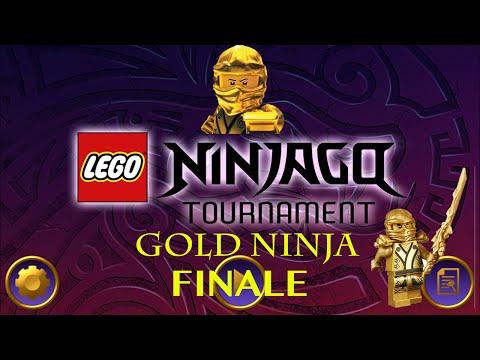 Ninjago Tournament App Episode 20: GOLD NINJA FINALE!!!!!