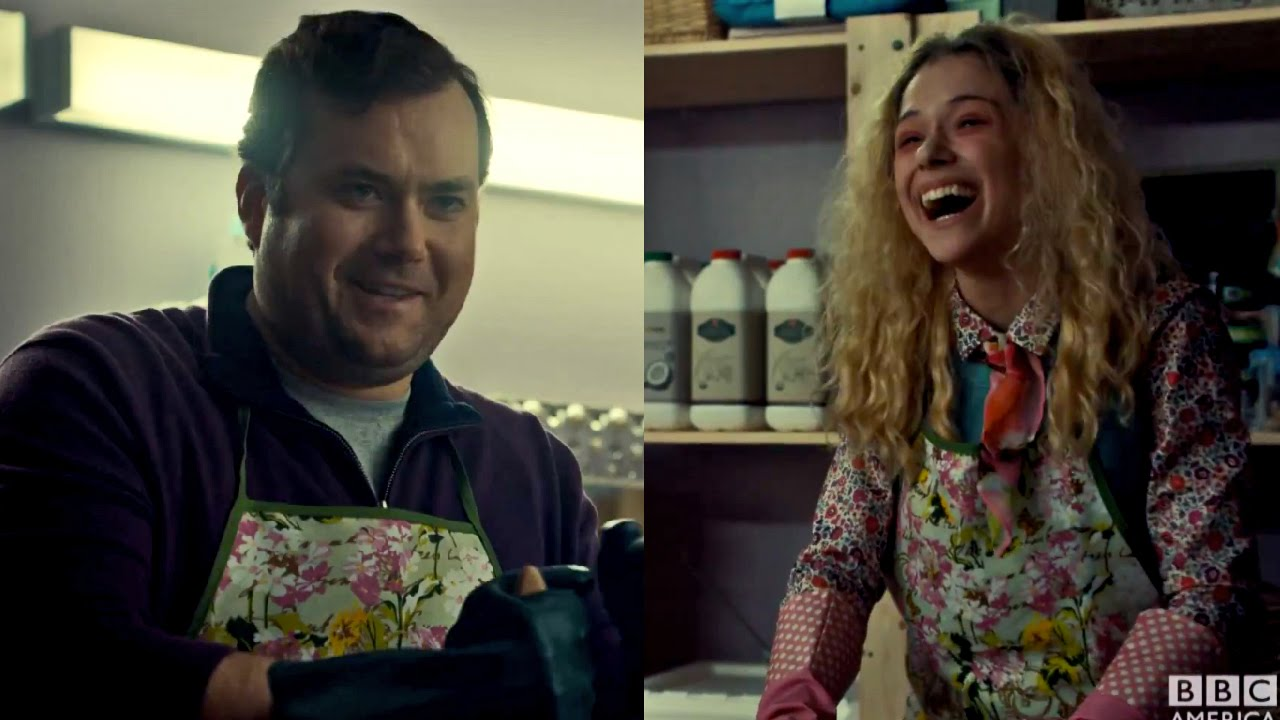 Download Orphan Black Season 3: Helena and Donnie (Ep 8 Spoilers)