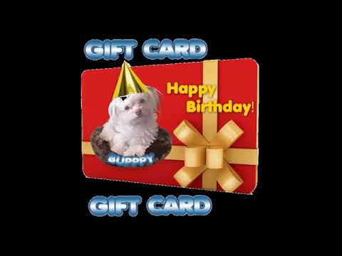 Gift Cards are Great for Any Occasion
