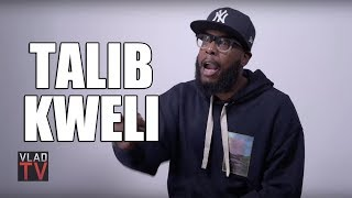 Talib Kweli on Kanye Being Pro-Trump: He Should Stop Talking About Politics (Part 4)