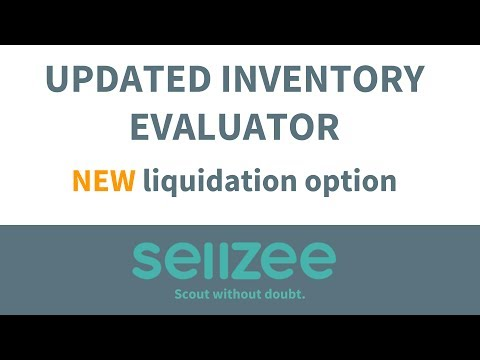Is Amazon's new liquidation option right for your old FBA inventory? Updated evaluator.