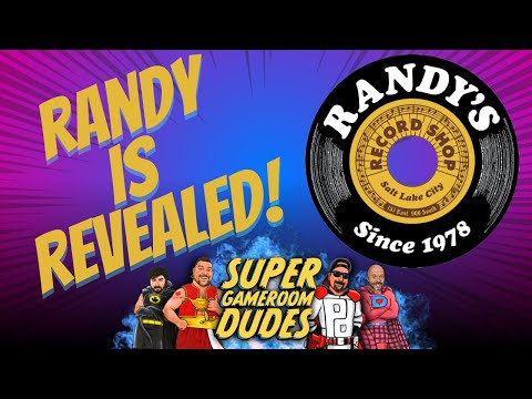 Arcade1Up E3 2021 Leaks! Randy from Randy's Records Revealed!   from Super GameRoom Dudes