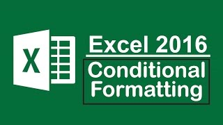 conditional formatting excel 2016 in urdu