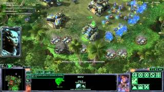 Starcraft 2: Wings of Liberty - Welcome to the Jungle
