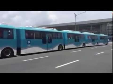 Bus and Train hybrid